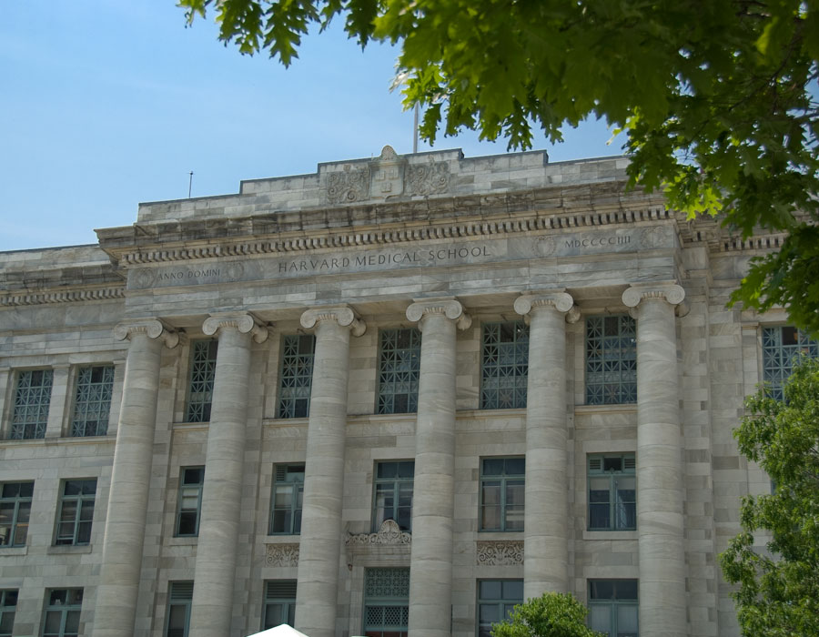 Gordon Building at Harvard Medical School